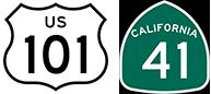 US-101 & SR-41
