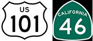 US-101 & SR-46
