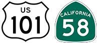 US-101 & SR-58
